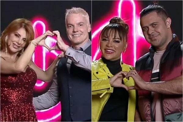 Deborah Albuquerque e Bruno Salomao e Marcia Fellipe e Rod Bala ©JAIRZINHOCDS